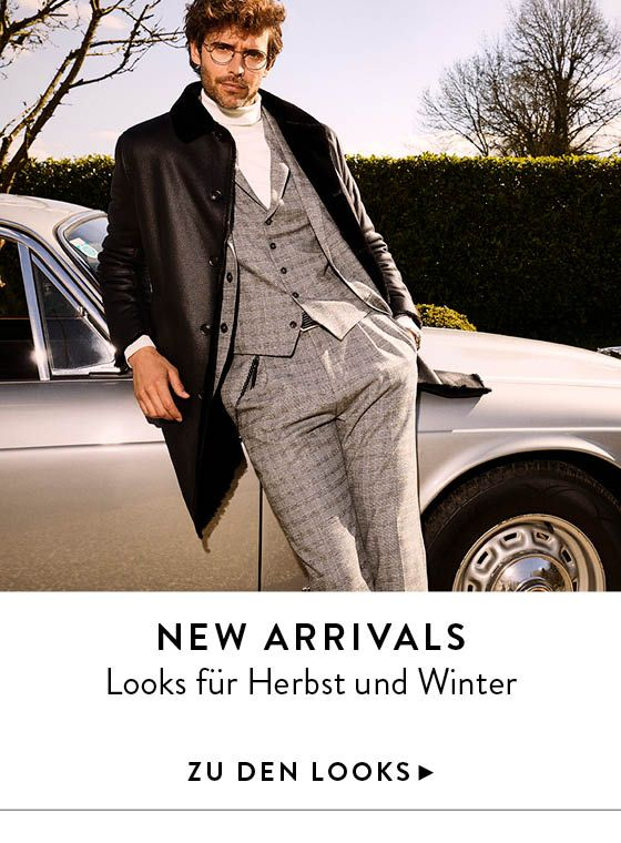 Herrenmode: Die schönsten Trends | Kleider Bauer