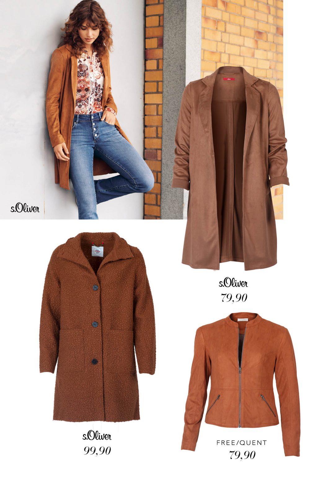 Kleider Bauer | Trendy Herbst Damen